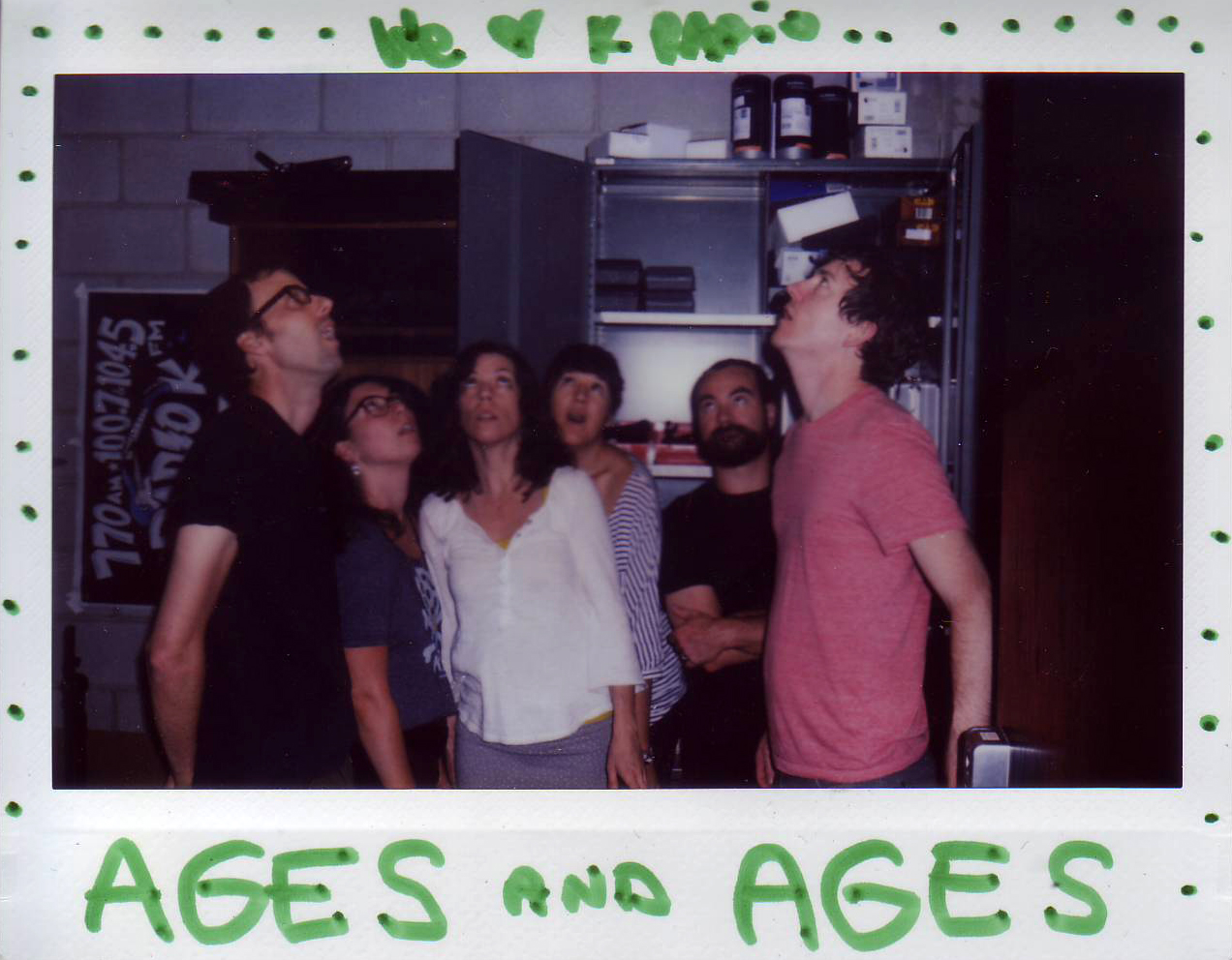 Ages and Ages